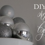 12 Days of Christmas: DIY Ornament Topiary
