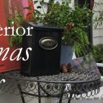 Christmas Home Tour: The Exterior