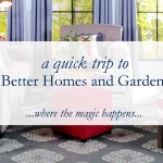 Better Homes and Gardens Event