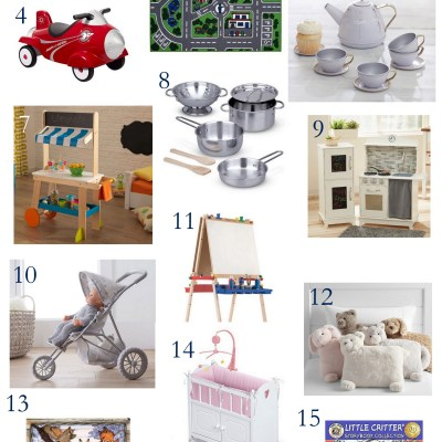Tried and True Christmas Gifts for Kids