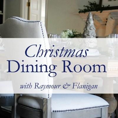 Christmas Dining Room 2016