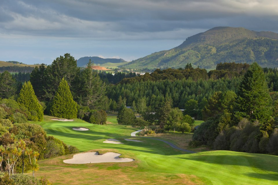 Wairakei Golf & Sanctuary. Photo: Mark Alexander