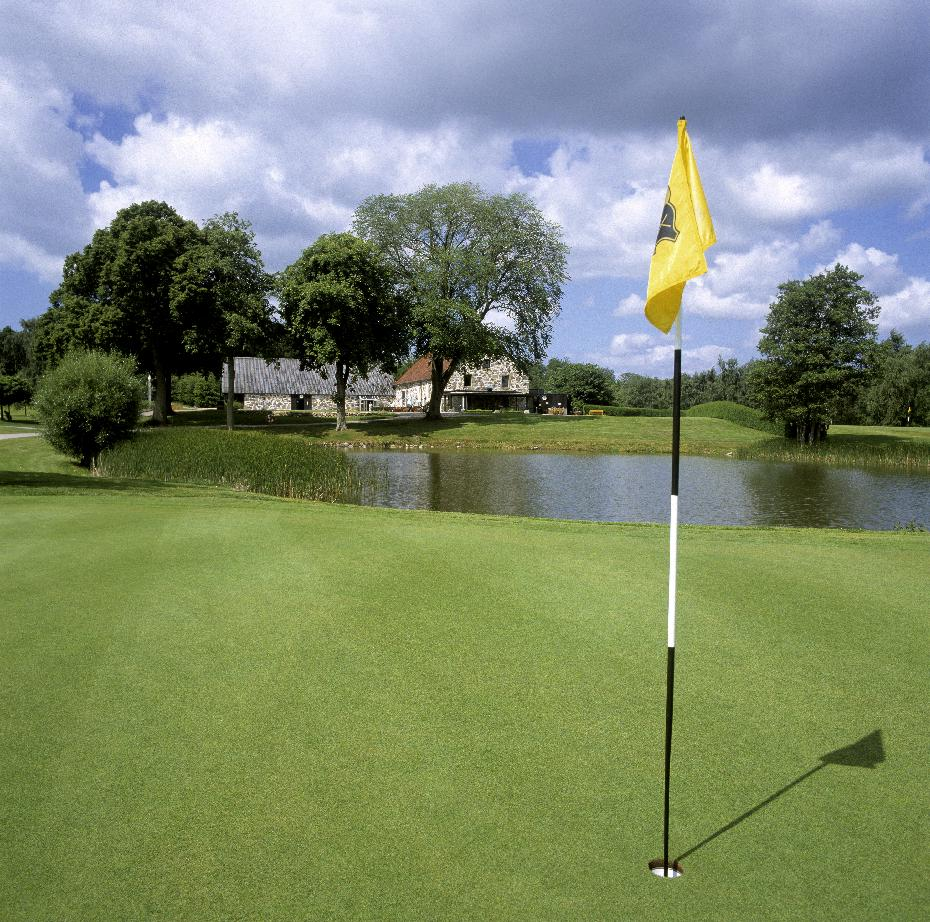 BOKSKOGEN: A lovely venue with two superb 18 hole golf courses in the beech wood just outside Malmö. Photo: Promotion Skåne