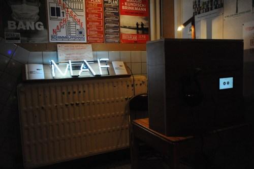 MAF & the box