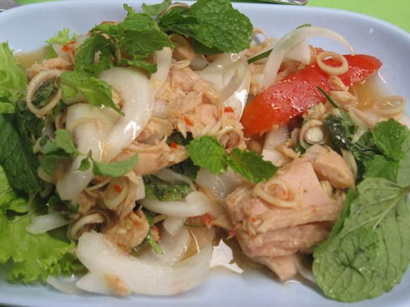 Yam Tuna 100 Thai Dishes to Eat in Bangkok: The Ultimate Eating Guide