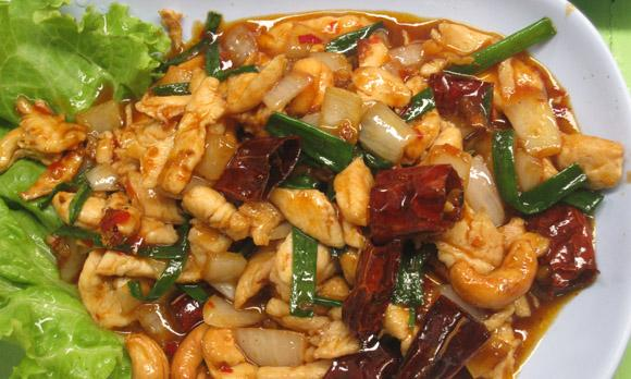 gai pad met ma muang 100 Thai Dishes to Eat in Bangkok: The Ultimate Eating Guide