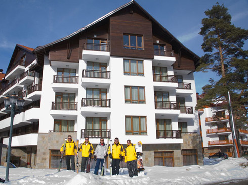 You are currently viewing Borovets Hills 5*