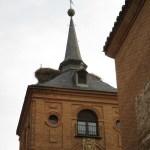 Torre del Colegio de Málaga.