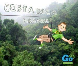 """Figura 5: Costa Rica """"Pura Vida"""". Fuente: Go Easy Turismo de Aventura en Costa Rica."""
