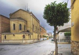 Capilla de Los Girona y Hospital. Fuente: Almoradí Turismo