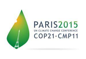 Figura 4: Logo Cumbre del Clima de País. Fuente: http://www.cop21paris.org