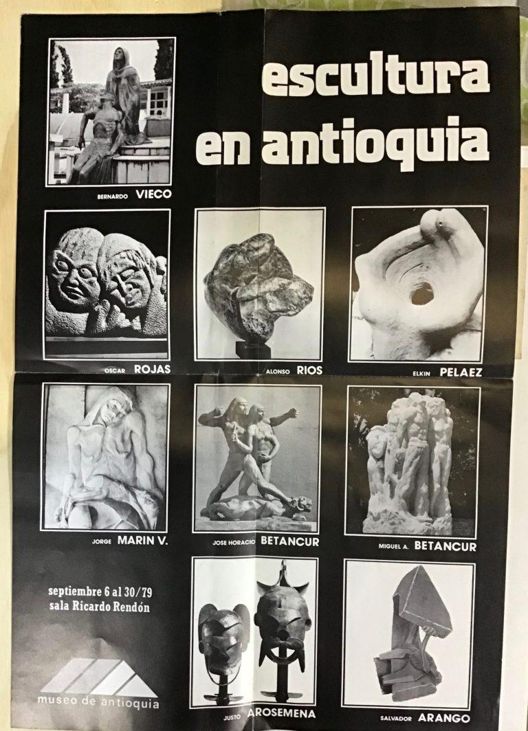 Historia Artistica Miguel Angel Betancur T. Escultor 3