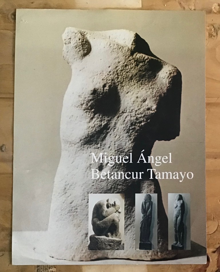 Historia Artistica Miguel Ángel Betancur T. Escultor 22