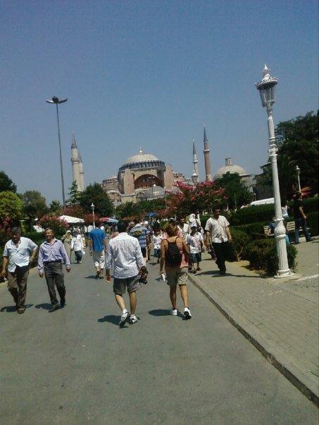 La Santa Sofia, en Estambul