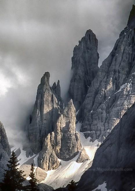 Croda dei Toni (Val Fiscalina)