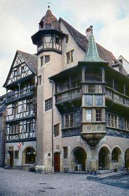Colmar, Maison Pfister (Alsace)