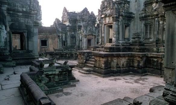 Angkor Banteay Samrae