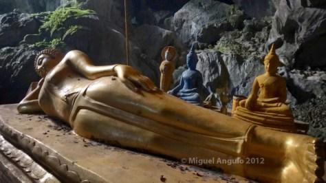 Grotte de Phu Kham (Vang Vieng)