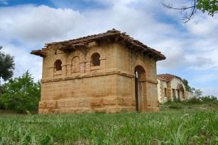 Ancienne gare de Valjunquera (Teruel)