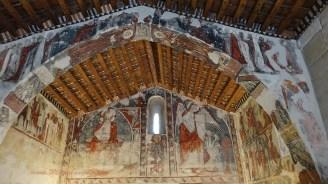 Barluenga, Ermita San Miguel (XIIIe) - Hors itinéraire