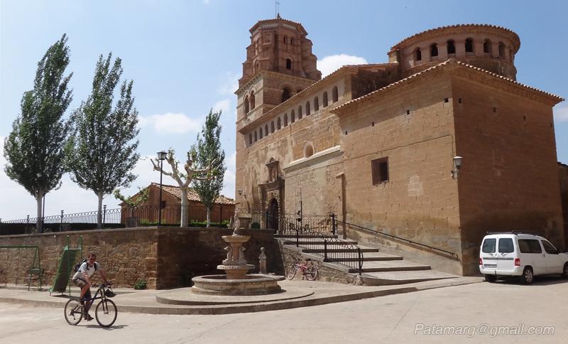 Sieso : église San Martín (XIIe-XVIIIe)