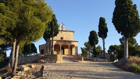 Ermita Santa Barbara (Valdealgorfa)
