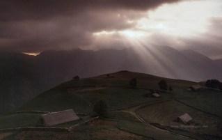Montagne verte, laruns, 1989