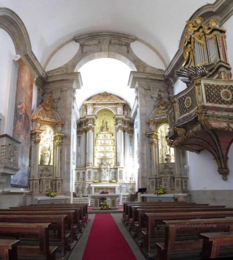 Eglise à Viseu