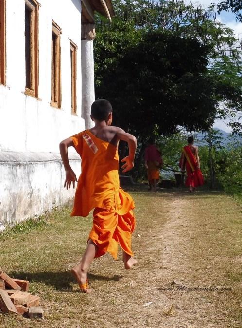 Xieng Men (près de Luang Prabang, Laos)