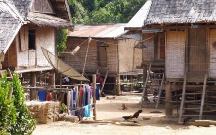 Ban Hoy Seen (Muang Ngoi, Laos)