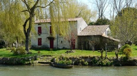 Coulon, Marais Poitevin