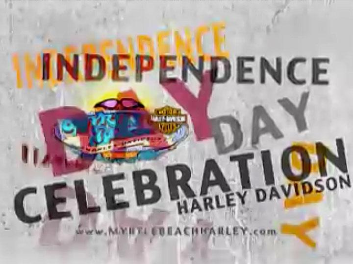 Myrtle Beach Harley Davidson: Celebrate