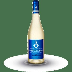 Entrechuelos Semidulce vinos blancos de la Tierra de Cádiz