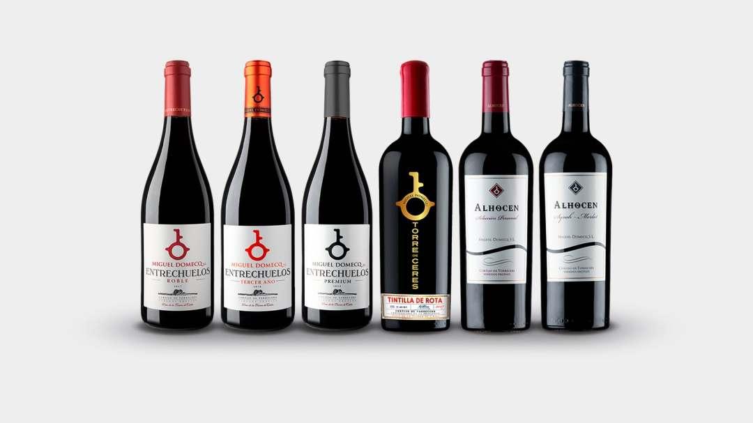 Vinos tintos de Cádiz elaborados en el marco de Jerez