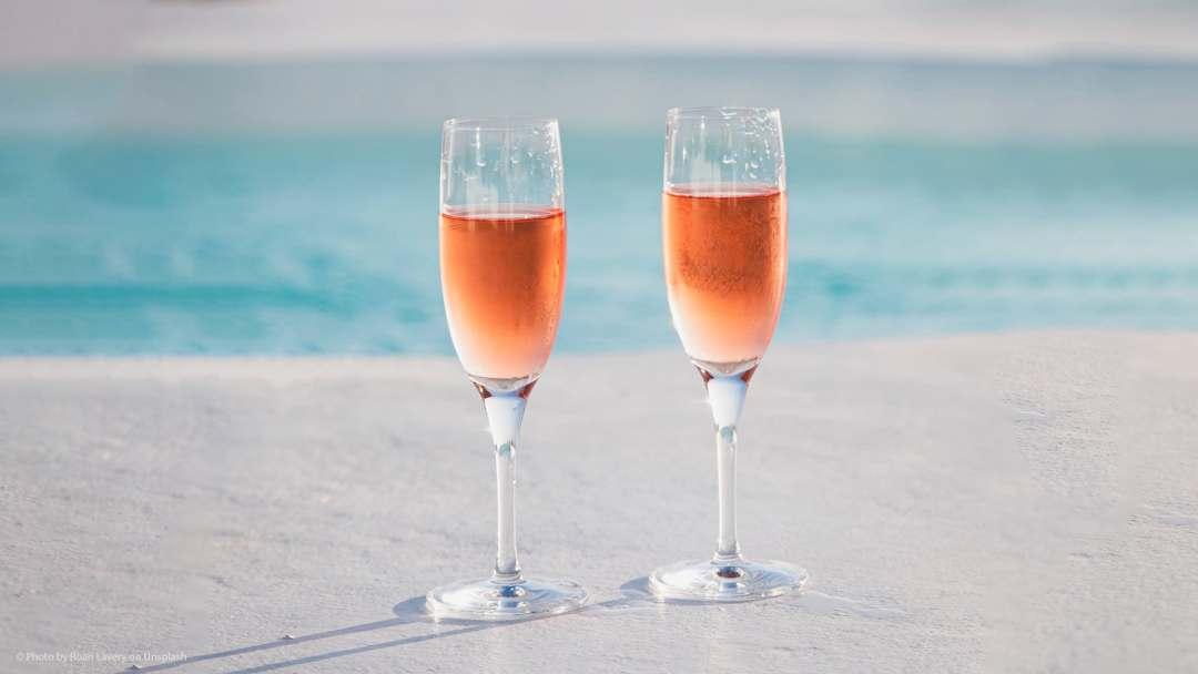 tipos de vino rosado