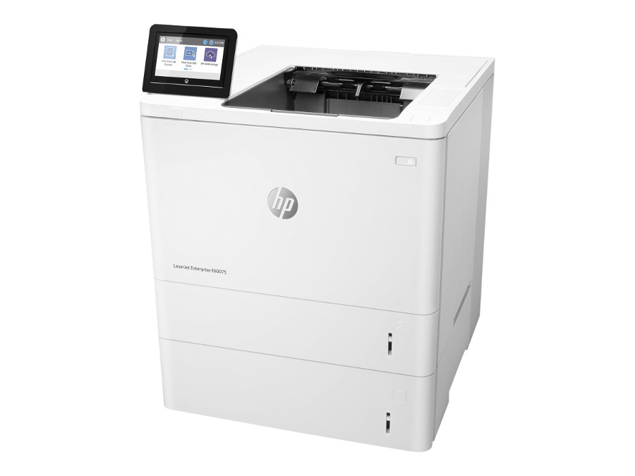 Adjust HP Laserjet Managed E60075 image position (margins)