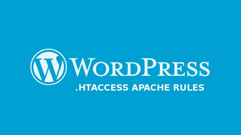 Rewrite rules para WordPress