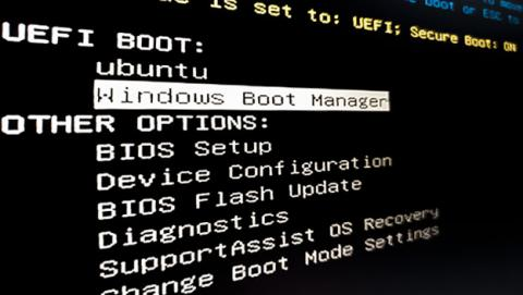 How to make UEFI boot an specific operative system