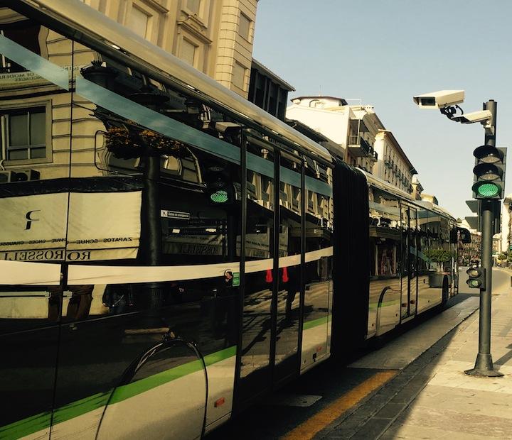 accidentes de trafico en Granada