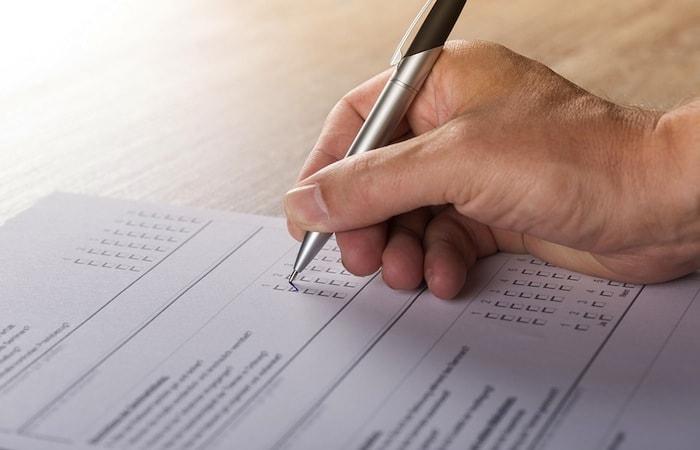 cuestionario de salud en seguro de vida
