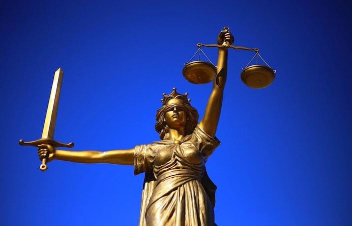 la diosa justicia