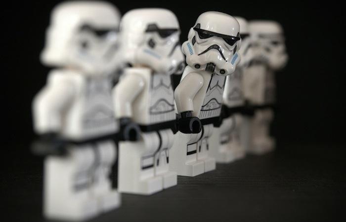 Licesing de Star Wars