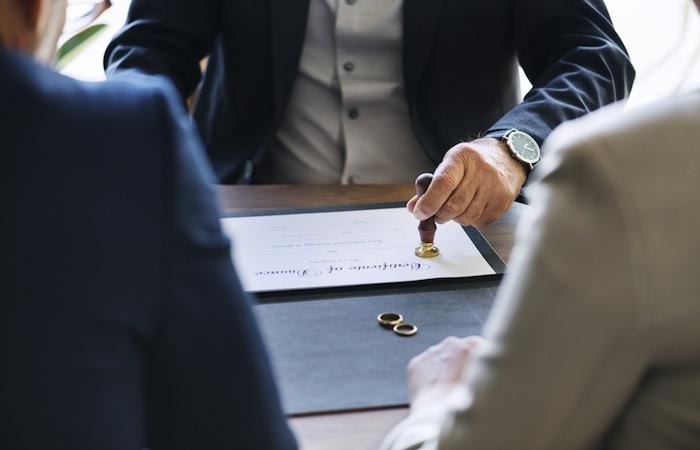 Divorcio notarial