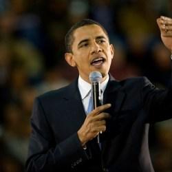 Imagen de Barack Obama