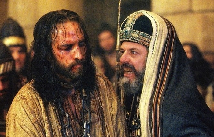 jesucristo ante caifas