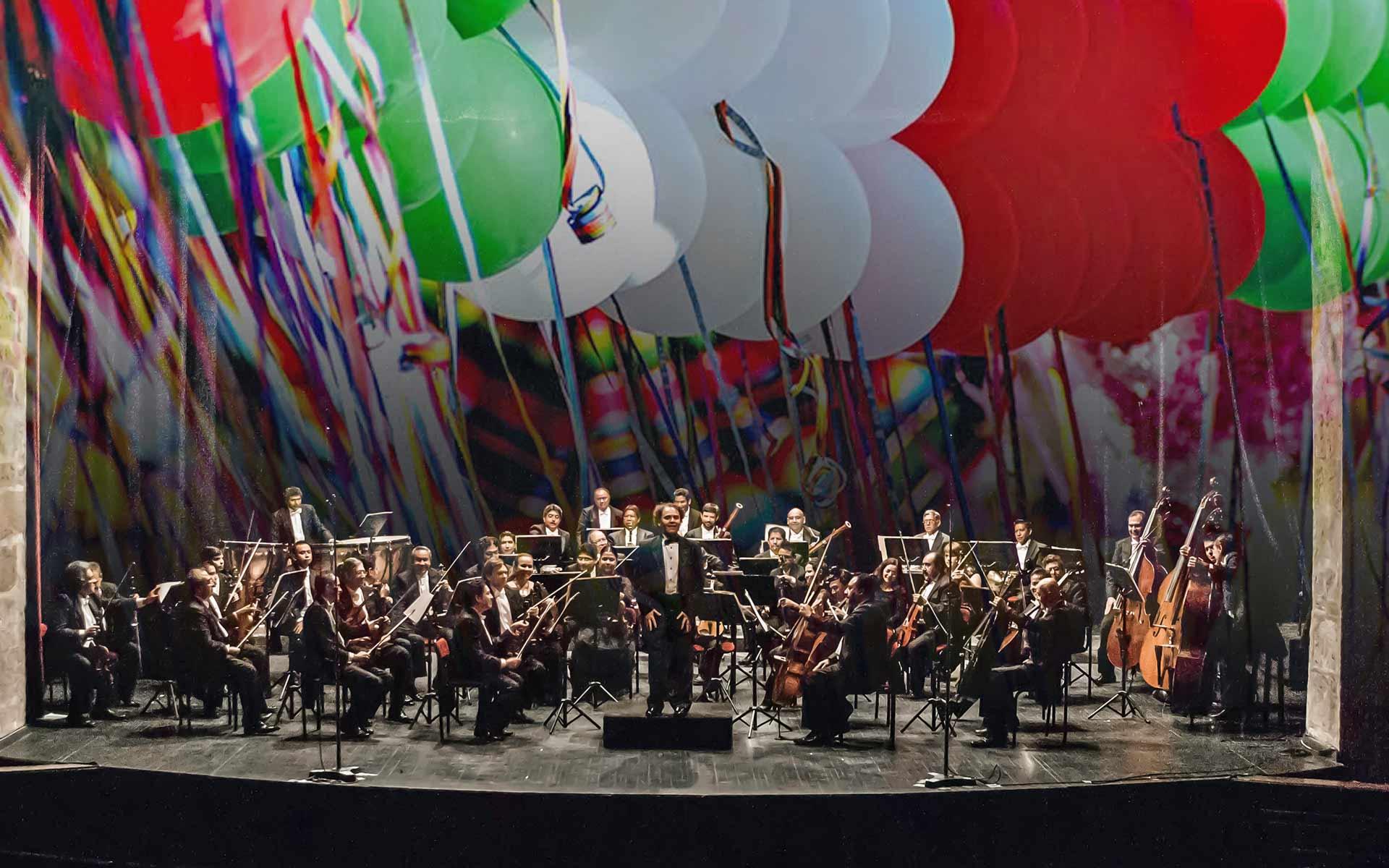 Orquesta Sinfónica de Michoacán realizará presentaciones para fiestas patrias