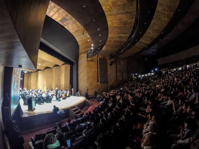 2015, Michoacan Symphony Orchestra, 2015. Teatro Morelos, Morelia, Mich. Mexico