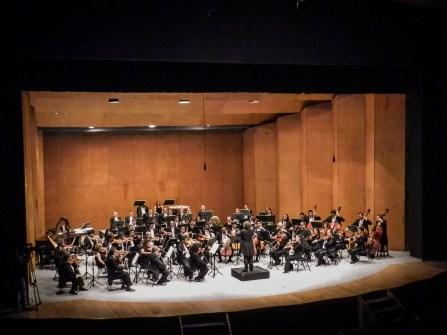 2013, Michoacan Symphony Orchestra. Teatro Morelos, Morelia, Mich., Mexico. Photo, Ramon Merino