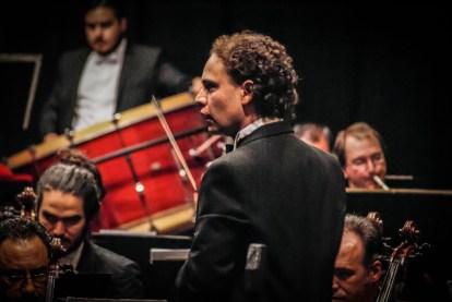 2013, Michoacan Symphony Orchestra. Teatro Ocampo, Morelia, Mich., Mexico