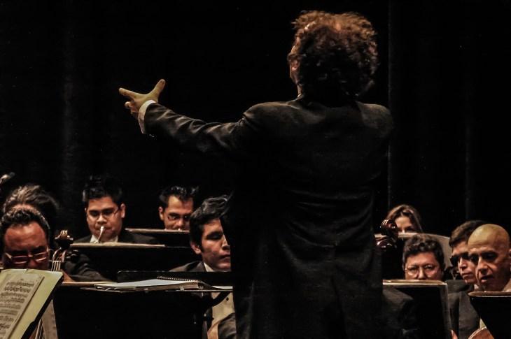 2013, Michoacan Symphony Orchestra. Photo, Ramon Merino